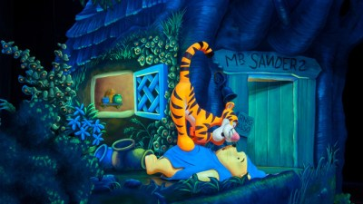 The Many Adventures of Winnie the Pooh (Disney World Ride)