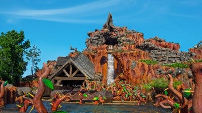 Splash Mountain (Disney World Ride)