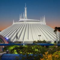 Space Mountain (Disney World)