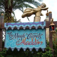 The Magic Carpets of Aladdin (Disney World Ride)