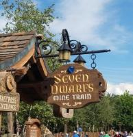 Seven Dwarfs Mine Train (Disney World Ride)