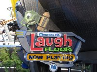 Monsters Inc. Laugh Floor (Disney World)