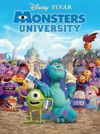 Monsters University (2013 Movie)