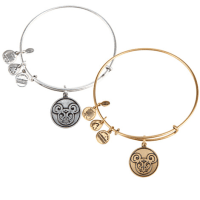 Mickey Mouse Filigree Bangle by Alex and Ani | Disney Jewelry