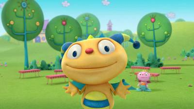Henry Hugglemonster   Disney Junior Show