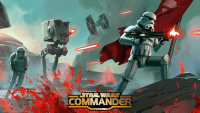 Star Wars: Commander Mobile Game