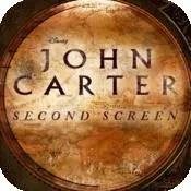 Disney Second Screen: John Carter