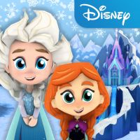 Disney Build It: Frozen Mobile Game