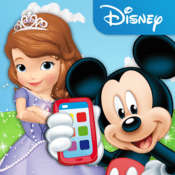 Disney Junior Magic Phone with Sofia the First and Mickey Mouse
