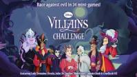 Disney Villains Challenge Mobile Game