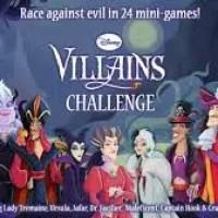 Disney Villains Challenge Mobile Game