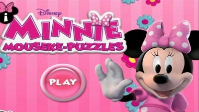 Disney Junior Minnie Mouseke-Puzzles App