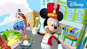 Mickey's Music Maker Mobile Game