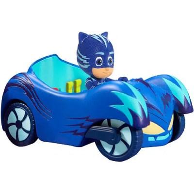 PJ Masks Vehicle – Catboy and Cat-Car