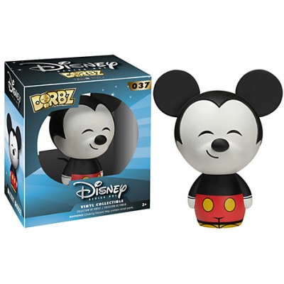 Mickey Mouse Dorbz Figure by Funko