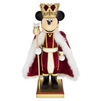 Mickey Mouse Nutcracker Figure (King)