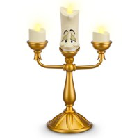 Beauty and the Beast Lumiere Light-Up Figure