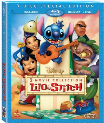 Lilo & Stitch 2: Stitch Has a Glitch (2005 Movie)