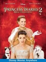 The Princess Diaries 2: Royal Engagement (2004 Movie)