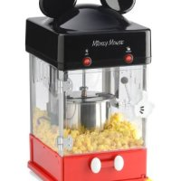 Mickey Mouse Kettle Style Popcorn Popper