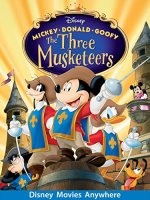 Mickey Donald Goofy: The Three Musketeers (2004 Movie)