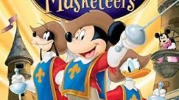Mickey Donald Goofy: The Three Musketeers (2004 Movie)