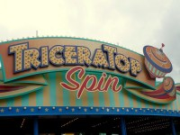 TriceraTop Spin (Disney World Ride)