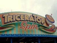 TriceraTop Spin (Disney World Ride)