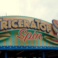 TriceraTop Spin (Disney World)