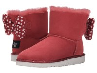 UGG Kids Minnie Mouse Sweetie Bow (Big Kid)