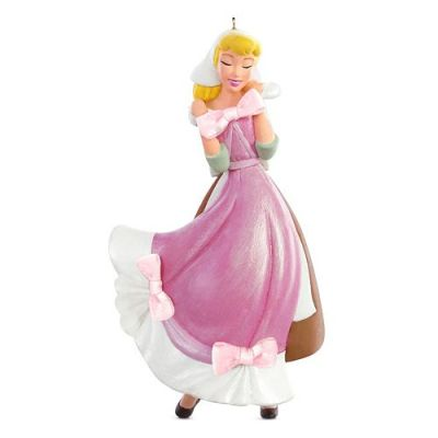 Disney's Cinderella A Dream Is A Wish Your Heart Makes 2016 Christmas Ornament
