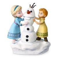 Frozen Do You Want To Build A Snowman Christmas Ornament 2016