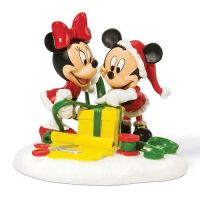 disneys mickey minnie mouse wrapping gifts christmas decoration