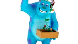 Monsters Inc Sulley Christmas Ornament