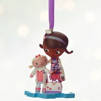 Doc McStuffins and Lambie Christmas Ornament