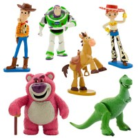 Disney Pixar Toy Story 3 Action Figure Set
