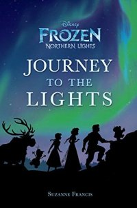 Frozen Journey to the Lights Book