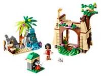 Moana's Island Adventure LEGO Set