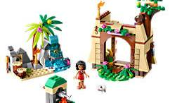 """Moana's Ocean Voyage LEGO Set"" is locked Moana's Ocean Voyage LEGO Set"