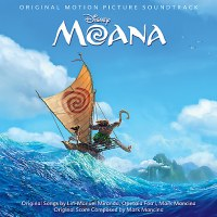 Disney's Moana CD Soundtrack