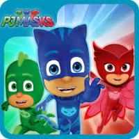 PJ Masks Web App Mobile App