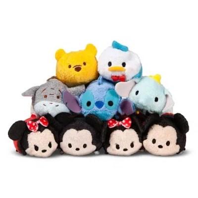 "Disney Tsum Tsum Mini Plush Collection (3.5"")"