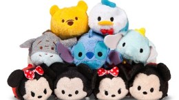 "Disney Tsum Tsum Mini Plush Collection (3.5"")"