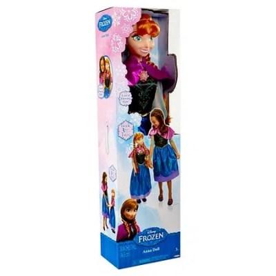 Disney Frozen Anna My Size Doll