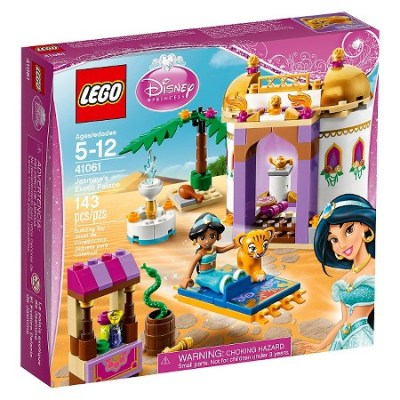 LEGO Disney Princess Jasmines Exotic Palace #41061
