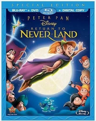 Return To Neverland (2002 Movie)