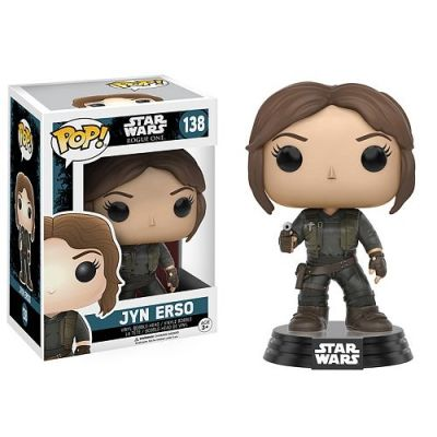 Star Wars Rogue One Jyn Erso Vinyl Funko POP Figure