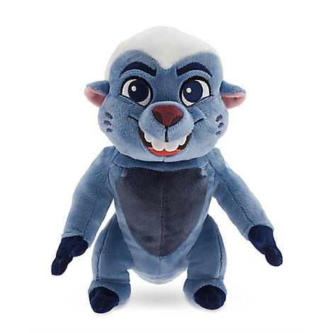 Disney Junior The Lion Guard Soft Plush Stuffed New Bunga The Honey Badger