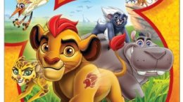 The Lion Guard: Unleash the Power DVD