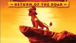 The Lion Guard: Return of the Roar DVD